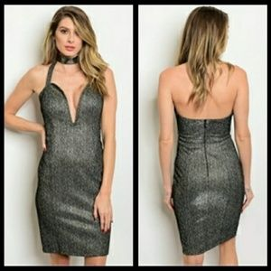 NWT WOW Couture Stunning BodyCon Dress